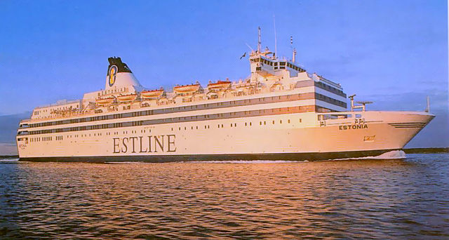 MV Estonia