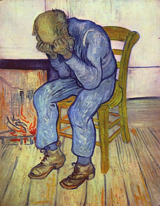 Vincent van Gogh:  At Eternity's Gate